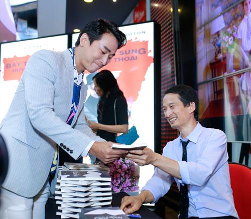 Ngô Thanh Vân giản dị ủng hộ vợ chồng Trần Anh Hùng - 6