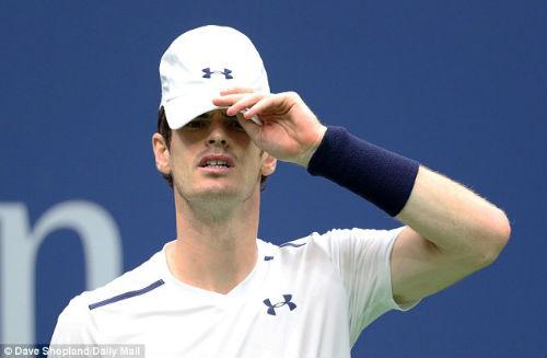 US Open: Murray thua tứ kết vì 100 lý do - 1