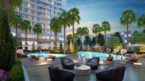 Long Giang Land sắp ra mắt chính thức dự án Rivera Park Hà Nội - 2