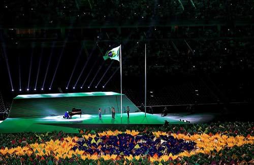 Khai mạc Paralympic 2016: Lung linh huyền ảo & tráng lệ - 3