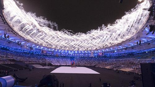 Khai mạc Paralympic 2016: Lung linh huyền ảo & tráng lệ - 1