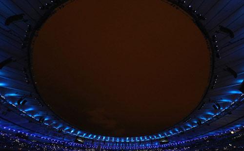 Khai mạc Paralympic 2016: Lung linh huyền ảo & tráng lệ - 4