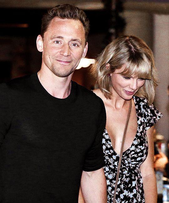 Khi còn bên nhau, Taylor-Tom từng diện đồ ăn ý như thế này - 1