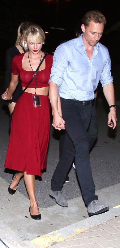 Khi còn bên nhau, Taylor-Tom từng diện đồ ăn ý như thế này - 8