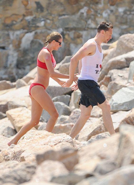 Khi còn bên nhau, Taylor-Tom từng diện đồ ăn ý như thế này - 10