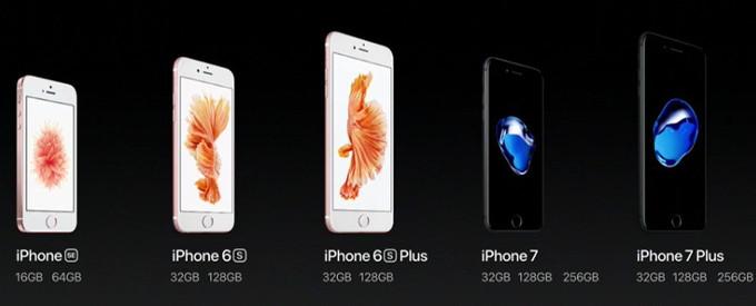 Soi bảng giá niêm yết mới nhất của iPhone 6S và 6S Plus - 1