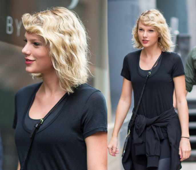 Taylor Swift vui vẻ ra mặt sau chia tay bạn trai - 5
