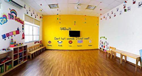 """Ngày hội """"Hello school"""" tại cơ sở Saigon Academy Trần Quý Cáp - 2"""
