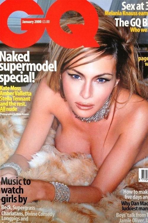 Quá khứ làm người mẫu đầy tai tiếng của vợ tỷ phú Trump - 5