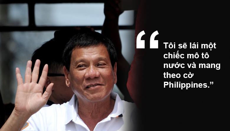 """11 phát ngôn """"chợ búa"""" gây sốc của Tổng thống Philippines - 6"""