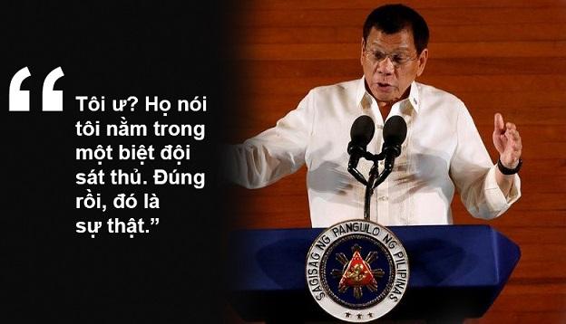 """11 phát ngôn """"chợ búa"""" gây sốc của Tổng thống Philippines - 11"""