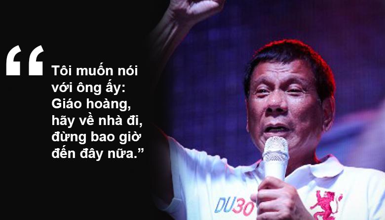 """11 phát ngôn """"chợ búa"""" gây sốc của Tổng thống Philippines - 12"""
