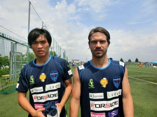Công Phượng, Tuấn Anh không chơi tiếp ở J-League 2 - 1