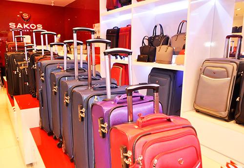 Không lo bị cạy trộm vali với công nghệ mới của Sakos - 3
