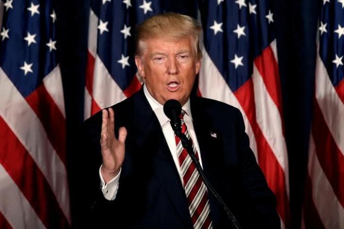 Donald Trump ca ngợi Putin lãnh đạo tốt hơn Obama - 1