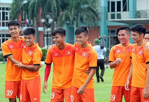 Sau lứa Công Phượng, U19 VN lại mơ vô địch giải U19 ĐNÁ - 1
