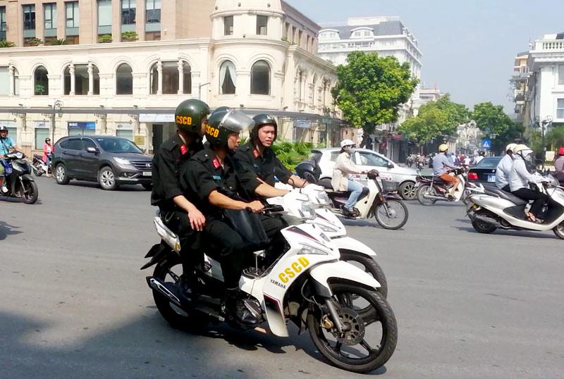 CSCĐ Hà Nội sẽ tiếp tục tuần tra xử lý vi phạm ban ngày - 1