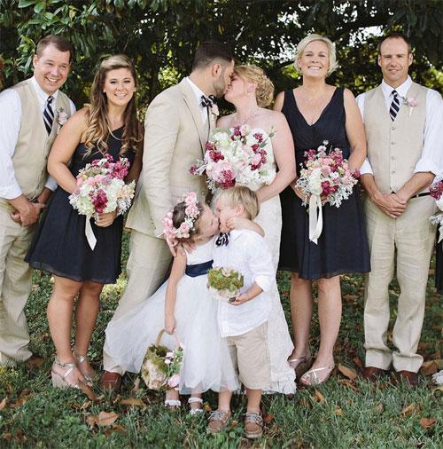 Đám cưới - nơi diễn ra những hình ảnh cực kỳ hài hước - 2