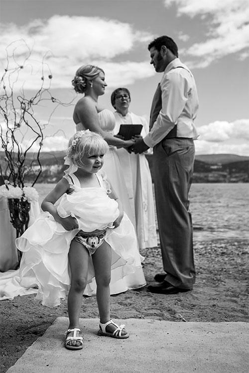 Đám cưới - nơi diễn ra những hình ảnh cực kỳ hài hước - 4