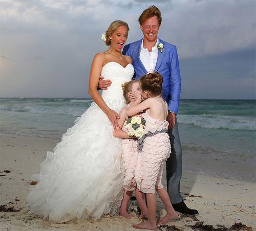 Đám cưới - nơi diễn ra những hình ảnh cực kỳ hài hước - 6