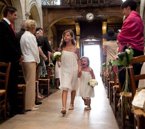 Đám cưới - nơi diễn ra những hình ảnh cực kỳ hài hước - 11