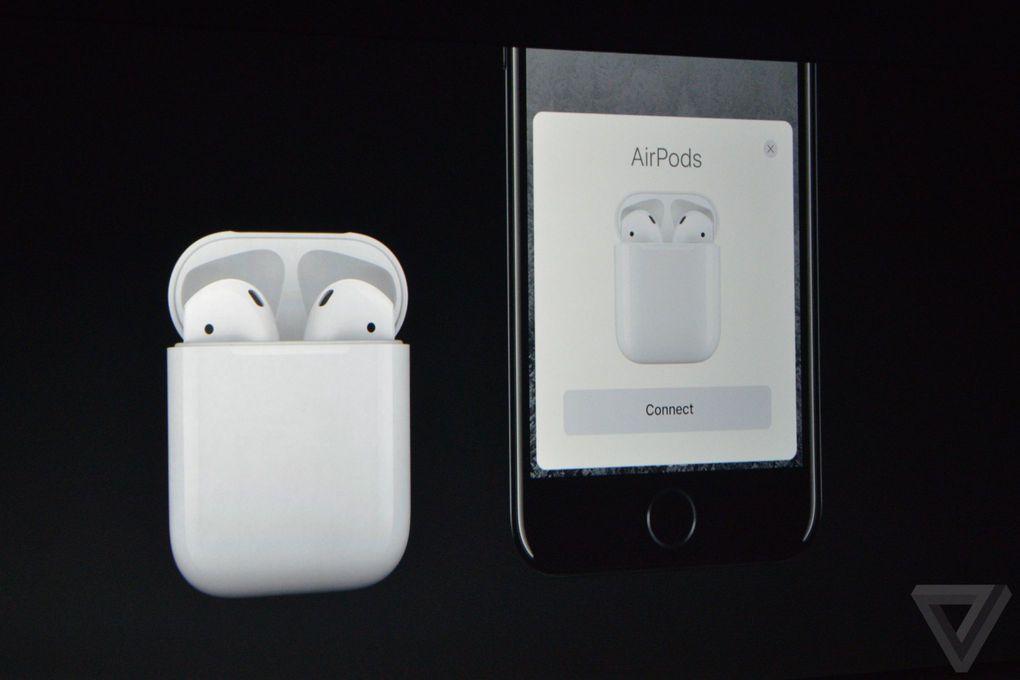 Vén màn bí mật tai nghe không dây AirPods của Apple - 1