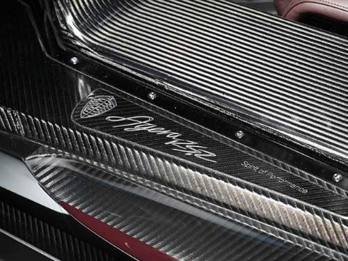 Phát thèm Koenigsegg Agera RSR bản đặc biệt cực hiếm - 7