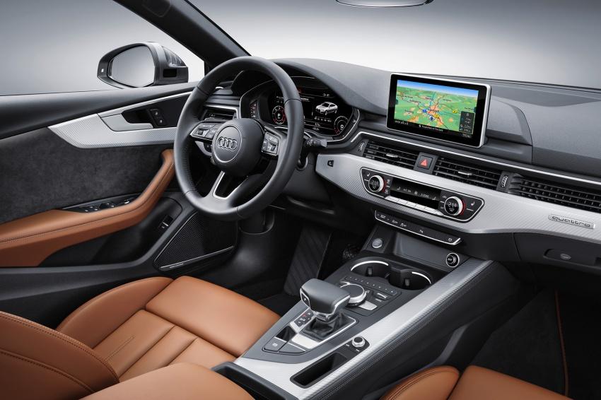Audi A5, S5 Sportback, A5 Sportback g-tron mới lộ diện - 5