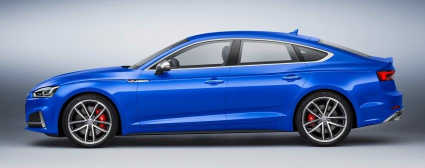 Audi A5, S5 Sportback, A5 Sportback g-tron mới lộ diện - 4