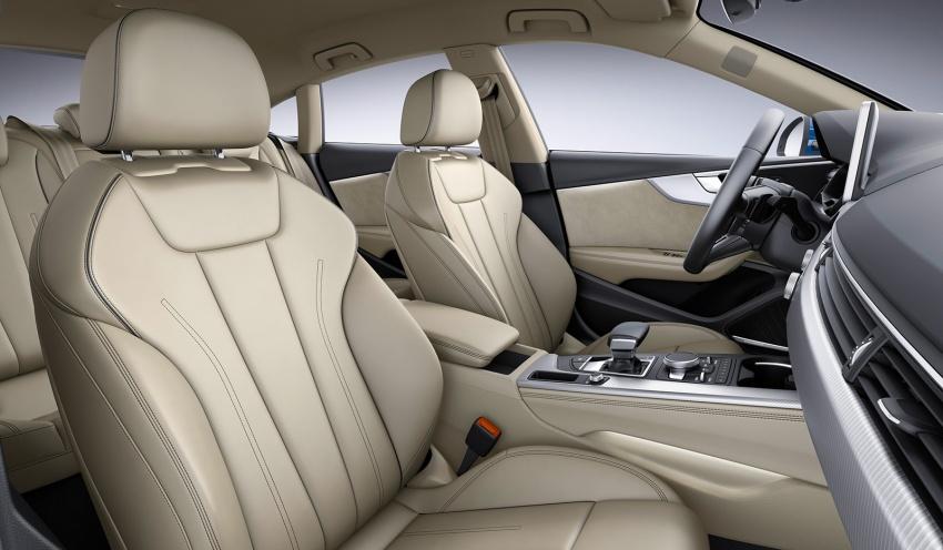 Audi A5, S5 Sportback, A5 Sportback g-tron mới lộ diện - 6