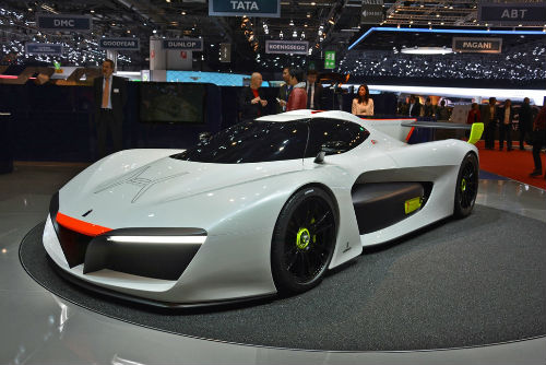 Siêu xe Pininfarina H2 Speed giá 2,5 triệu USD sắp sản xuất - 1