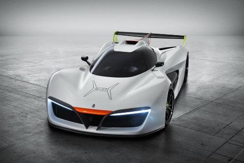 Siêu xe Pininfarina H2 Speed giá 2,5 triệu USD sắp sản xuất - 3