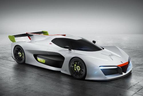 Siêu xe Pininfarina H2 Speed giá 2,5 triệu USD sắp sản xuất - 2