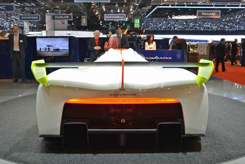 Siêu xe Pininfarina H2 Speed giá 2,5 triệu USD sắp sản xuất - 6