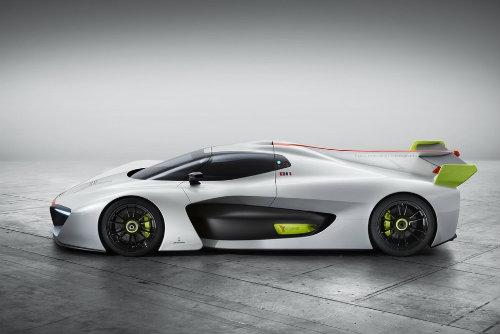 Siêu xe Pininfarina H2 Speed giá 2,5 triệu USD sắp sản xuất - 4