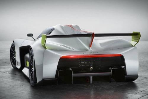 Siêu xe Pininfarina H2 Speed giá 2,5 triệu USD sắp sản xuất - 5