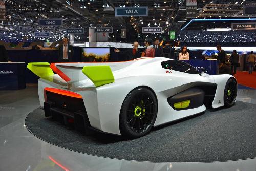 Siêu xe Pininfarina H2 Speed giá 2,5 triệu USD sắp sản xuất - 7