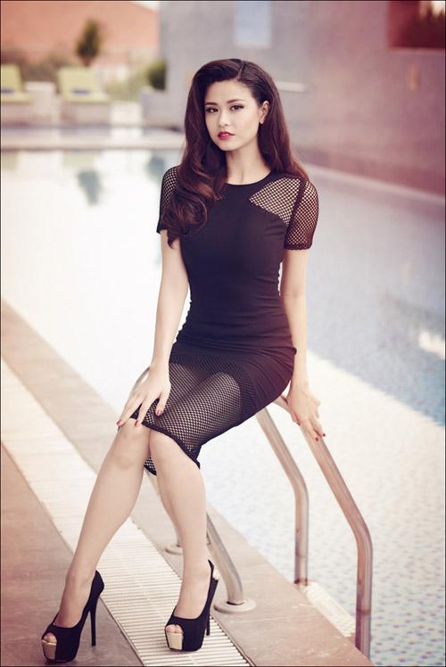 Trương Quỳnh Anh sexy, hở bạo sau khi sinh quý tử - 3