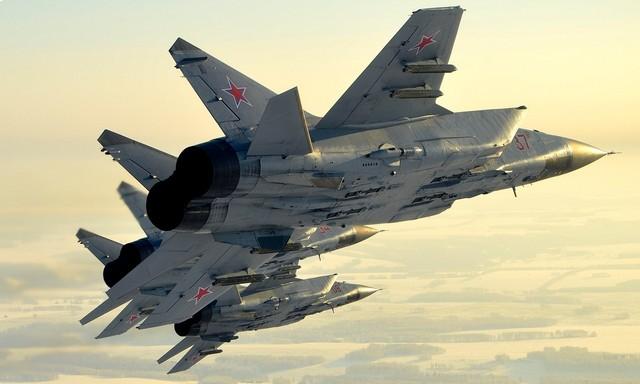 Vũ khí mới của Nga, TQ gây tê liệt không quân Mỹ - 1