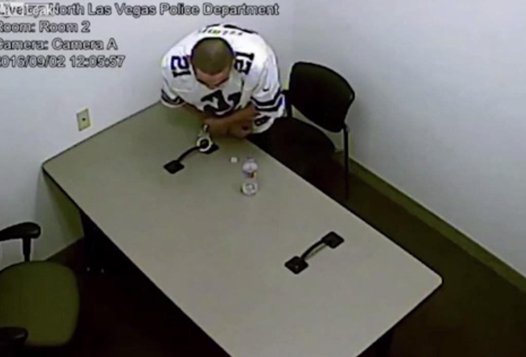 Video: Nghi phạm giết người bẻ còng tay, khoét nóc bỏ trốn ly kỳ như phim - 1