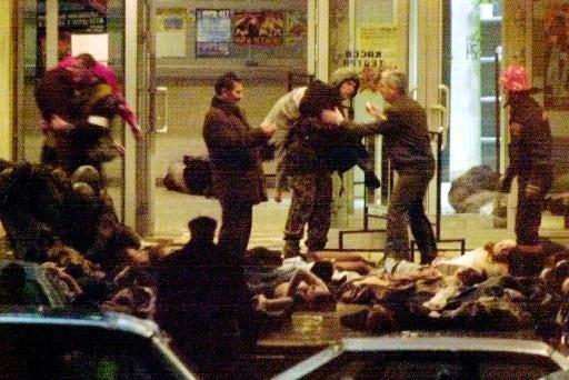 Vụ bắt giữ gần 1.000 con tin bi thảm ở rạp hát Nga - 4