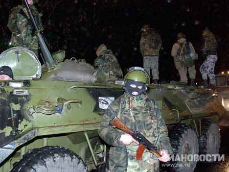 Vụ bắt giữ gần 1.000 con tin bi thảm ở rạp hát Nga - 2