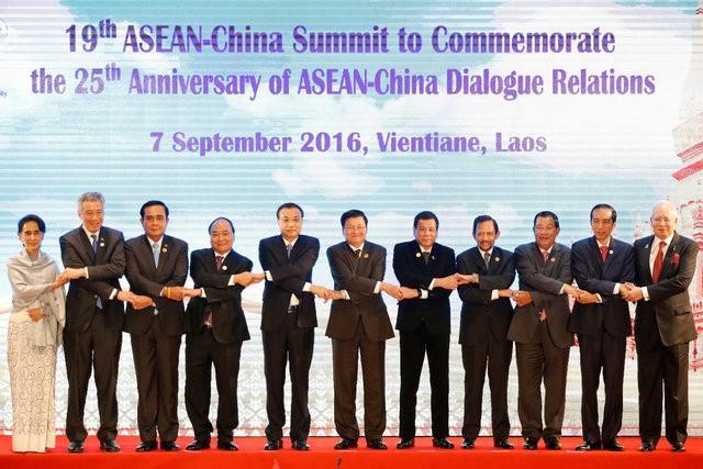 ASEAN dè dặt khi nói về căng thẳng Biển Đông - 1