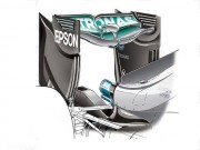 """F1: Vì sao tất cả vẫn đang """"hít khói"""" Mercedes"""