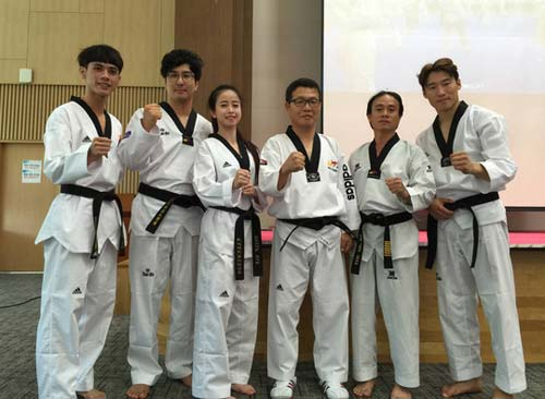 Taekwondo Việt Nam chưa sẵn sàng cho bài quyền mới? - 1