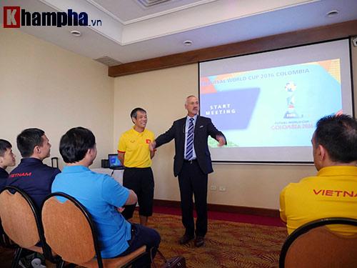Đua tài World Cup, futsal VN không có chỗ cho sợ hãi - 2