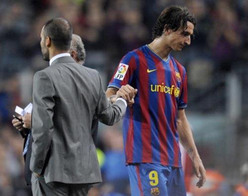 Ibra chê Pep bị Messi thao túng, ca ngợi Mourinho - 1