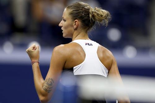 Serena - Pliskova: Lật đổ nữ hoàng (BK US Open) - 1