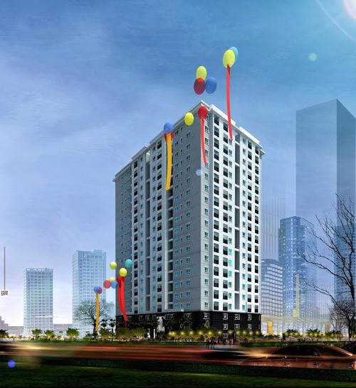 """Trương Định Complex giải """"cơn khát"""" căn hộ nội đô cho 3 thế hệ - 3"""