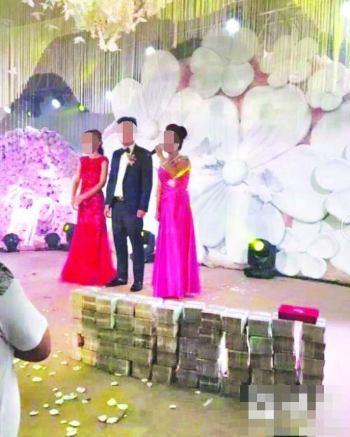 TQ: Chú rể chịu chơi tặng cô dâu 21 tỷ ngay tại lễ cưới - 1